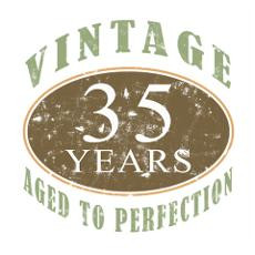 35 Birthday Posters & Prints | CafePress