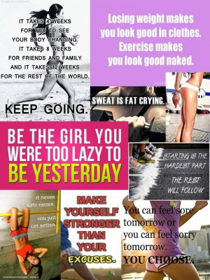 Motivational posters, quotes, sayings, keep going