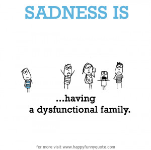 sad family quotes