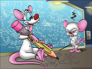 Pinky and the Brain is an American animated television series.The ...