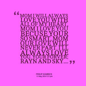 mom quotes dear mom jpg i love u mom quotes i love u mom quotes