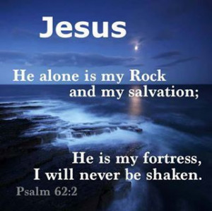 God is My Rock and Fortress