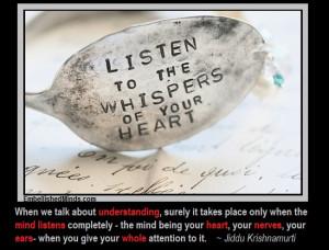 ... quotes Best Wisdom Quotes: Krishnamurti Quotes Understanding Self