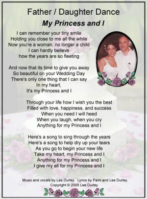 father daughter song lyrics
