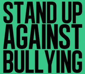 Stand Up To Bullying Stand up against bullying