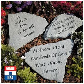 garden stepping stone quotes quotesgram