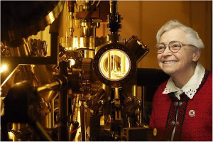 Mildred Dresselhaus of @MIT, the queen of carbon #science. Long-time ...