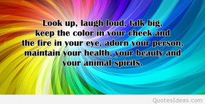 Free Positive quote 2015