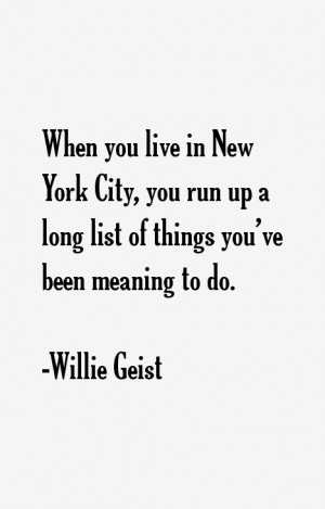 Willie Geist Quotes & Sayings