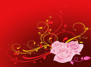 rose flowers images free download. Free Vector Flowers - Pink rose ...