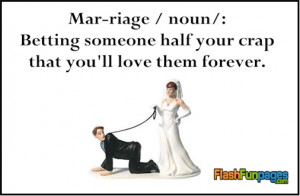 ... funny quote about marriage getting married marriage ecards marriage