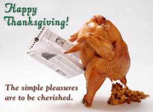 And now, my favorite Thanksgiving greeting: