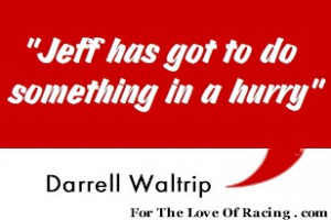 Funny Nascar Quotes