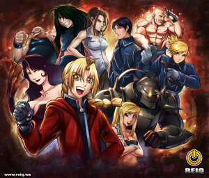 ... fullmetal alchemist brotherhood fullmetal alchemist brotherhood