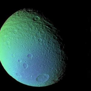 ... NASA's Cassini Orbiter , but I think the ultraviolet-light images
