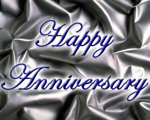Happy Anniversary Silverguy!!!!!