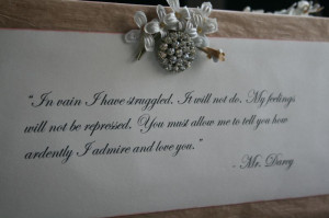 Pride And Prejudice quote #2