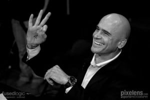 Bas Rutten...I love that smile! :)