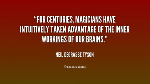 ... intuitively taken advantage of the inner workings of our brains