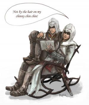 Thread: Funny Assassin's Creed Fanart