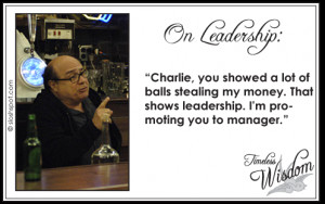 Frank Reynolds Quotes The timeless wisdom of danny