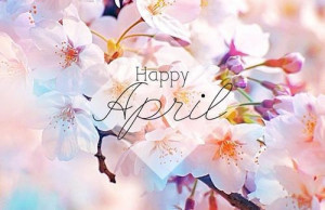 May the month of April be a month of blessings: