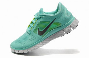 Run 3 Mint verde Reflective argento volt Scarpe nike free quotes Donna ...
