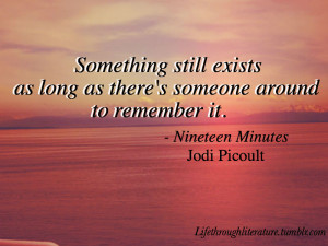 Quotes By Jodi Picoult