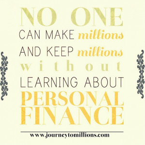 Personal Finance Quotes