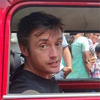 Richard Hammond in India