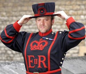 Tony Stewart Beefeater Hat Funny...