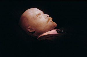 photographic guide to the world's embalmed leaders