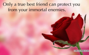 Red Rose Friendship Day Wallpapers