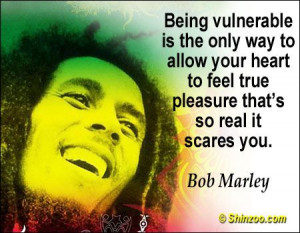 Continue reading these famous Bob Marley quotes about relationships