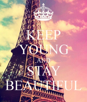 Staying Young at Heart Quotes