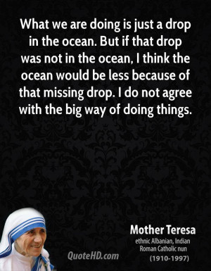 ... Pictures life quotes mother teresa funny 5 life quotes mother teresa