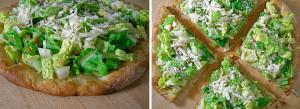 Jamie Home Caesar Salad