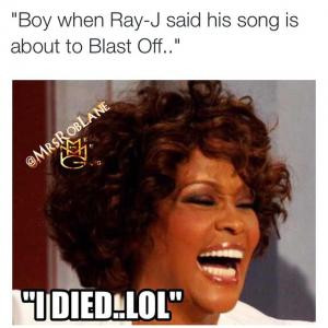 whitney houston jokes
