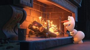 The Making of Disney's Animated Oscar Contender 'Frozen'