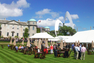 Library Lawn VIP Hospitality Package to include: