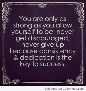 Perseverance Quotes, Sayings about Determination