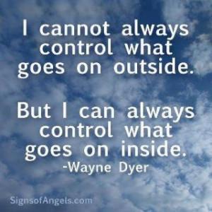 peace wayne dyer quotes quotesgram