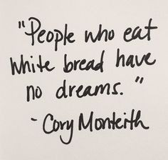Cory Monteith quote More