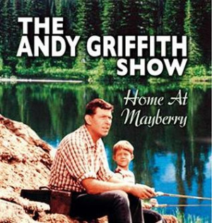Andy Griffith Show- Ron Howard was so young- Loved Aunt Bea..and ...
