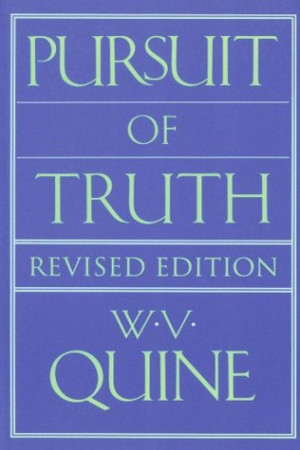 """Start by marking """"Pursuit of Truth"""" as Want to Read:"""