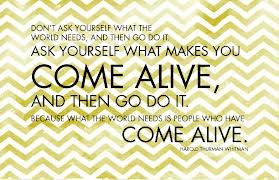 am alive!