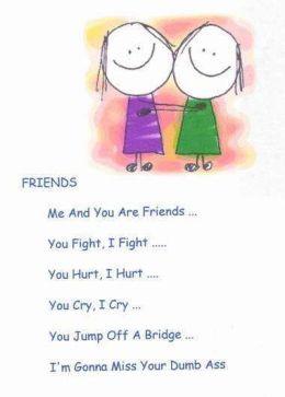 Cute best Friend Poem