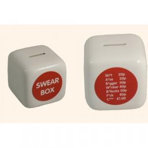 Swear Box Money Box