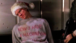 11 Non-Christmas Christmas Movie Moments