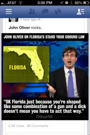 John Oliver Quotes Best Quote Daily Show